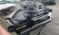 2017 Tracker Pro Team 175 TXW with a Mercury 60 HP 4-stroke motor with less then 10 hours on it. This boat has been kept in great condition, and looks like a brand new boat. Nominal Length: 17' Length Overall: 17' Beam: 7 ft. 5 in.