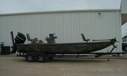 Specifications Category: ALUMINUM BOATS Year: 2017 Make: WAR EAGLE Model: 2370 BLACK HAWK CC Length: 23.0' Engine: MERCURY 200 OPTIMAX XL' Price: $44,995.00 Stock Number: CONSIGNMENT Location: Tulsa, OK Phone: 918-438-1881 Boat Details USED 2017 2370