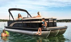 2018 Bennington 22SLX THE SX SERIES PONTOON BOATS FROM BENNINGTON If you?re looking for the best value in boating today, look no further than Bennington SX Series pontoons and tri-toons. Bennington offers enjoyment for everyone, combining comfort, style