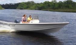 ***THIS IS A BRAND NEW BOAT***  The BullsBay 1700 is made to be compact while still having an open-style fishing layout. Not only is the 1700 compact with its interior layout but it also manages not to consume too much space on land or in the water