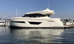 "Opportunity: Immediate delivery on the newest ""USED""                                 Carver 52 Coupe available    This"