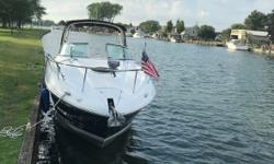 2012 Crownline 290 CR Express Cruiser 29.5 foot Crownline in near new condition with only 160 hours on it Well kept and cared for Stored indoors all winter and maintenance done by the marina each and every season No mechanical problems what so ever Great