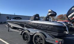 LIKE NEW! 2018 Nitro Z20 Z-Pro PKG ** LOW HOURS, READY TO HIT THE WATER! ** MOTOR UNDER MERCURY PLATINUM PROTECTION UNTIL 2/9/2026! ** The Z20 Z-PRO Package comes factory-rigged with a powerful Minn Kota® Fortrex® 112-lb. thrust, 36V trolling motor to