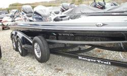 DESCRIPTION: INCLUDES HDS12 CARBON, HDS9 CARBON, 112LB ULTREX, COVER, MERCURY 250 PRO XS 2S, BLACK OUT PACKAGE, AND ONLY 45.2 HRS!!!!!! Nominal Length: 21.7' Length Overall: 21.6' Beam: 8 ft. 1 in.