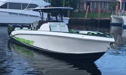 2018 Triple 400R Mercs with 40 hrsLightly used 2018 38 Statement CC Open with Forward Lounger. Beautiful color combination. Absolutely showroom new! Triple hydraulic Jack plates Garmin 7616 Windlass JL stereo Forwards lounger with electric backrests Aft