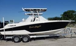 2018 WELLCRAFT 242 FISHERMAN Wellcraft 242 Fisherman Center Console Boat for sale with Twin Mercury 150s!! Featuring Wellcraft's renowned hull design, the 242 Fisherman embraces family boating and fishing synonymously as one. You'll appreciate the