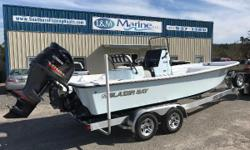 Financing Available!! Easy online application process available!! Call today to save thousands! 2019 Blazer Boats 2400 In the 2400 you can fish the flats for redfish in the morning and then venture offshore for an afternoon chasing tuna. The Blazer Bay