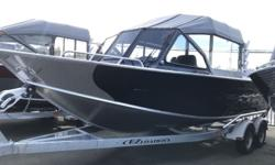 2019 North River Boats 21 Seahawk Sleek This 2019 North River 21' Seahawk is paired with a Yamaha F200XB and a nice EZ Loader trailer with a fulton 2 speed wrench, brackes, tandem axle, and chine guides. Now, the boat itself is equipped with a diamond