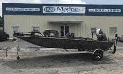 Financing Available!! Easy online application process, apply today! CALL TODAY TO SAVE! 2019 Xpress Boats XP200 CATFISH Whether fishing the Mighty Mississippi River or large reservoir impoundments, you need to look no further for the Complete Catfishing