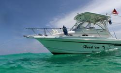 Asking ONLY 20000.Call or text 7863654043.Please watch the attached video.Selling my 27 Ft Pro-Line with twin Mercury 200 2 Strokes in EXCELLENT running condition, this motors and the boat have been pampered and well maintained.The boat measures 27 feet