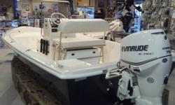 ~The Biggest Value in the BaySerious anglers, this value is for you. The all-new Bay Series lineup of center console boats is designed for the way you fish - with large casting decks, aerated livewells and lengths ranging from 15' to 19'. All with 100%