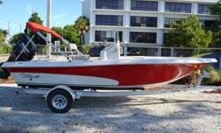 Brand New Model!! 2017 Sea Skiff by Carolina Skiff. Suzuki 4 Stroke outboards. New console design with room for built-in GPS displays and VHF radios. The console also has a tow kick! Stainless Gas shocks on the hatches, 17 Gallon Rear livewell, 10 Gallon