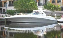 2005 Sea Ray 42 SUNDANCER The 420 offers a great combination of elegance, function and performance. This boat in particular has been well cared for, all service is up to date. Options include Upgraded Cummins 480CE's Diesels, Hard Top, Cockpit Air