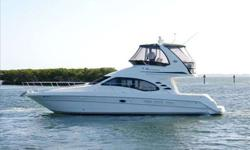 2005 Sea Ray 42 SEDAN BRIDGE ***ABSOLUTELY STUNNING 2005 420 SEDAN BRIDGE WILL NOT DISAPPOINT***New Bottom Job and Zincs April 2012!She was delivered new to MarineMax Palm Island in 2005 and has resided in Longboat Key on Florida's West Coast since 2009.