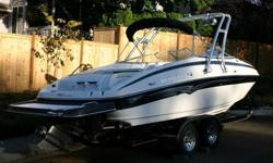 """The crown jewel of the Reinell collection, the 246BR offers extreme elegance with feature loaded options designed to please the most discerning boat buyer. With its 102"""" beam and 24-foot centerline this beauty moves through the water with ease at all"""