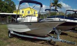 2010 Boston Whaler 17 MONTAUK For more information please call: (888) 816-6651 or call us toll-free at: (888) 510-8204 and reference stock number: 107914 BoatingBay.com 125442
