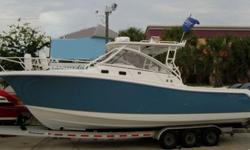 The president of Edgewater says the 335 Express is like a Cabo with outboards. Pretty high praise, even if he is biased. He was referring to the outstanding design, engineering and beautiful finish. But Edgewater goes a bit farther and put's it in an