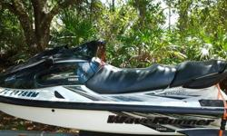 1998 Yamaha WaveRunner. Comes with trailer and cover