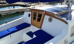 beautiful Puget Sound Cruiser. Best reasonable offer received by 9/25 gets 1970 25' coronado.fixed keel Newer battoned main sailcompliment of headsails and Spinnaker 15 HP inboard saildrive all the controls in the cockpit new stained cabinets all new