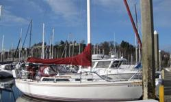 This boat is a sailors dream! She has full electronics, including auto pilot. From the spacious cockpit with cushions, to the large salon she is the perfect family cruising sailboat. It also has a new helm compass, GPS and lots of extras. Our family loved