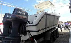 If you are agonizing over what is the perfect boat to buy, here you go. ThePursuit 2870 offers fishermen the best of both worlds, the versatility of a middle console and the antitheft of a walkaround. The 2870 is as sporty as she is fishy, and being a