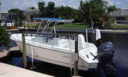 Polar has a well designed hull for a comfortable, fast ride. The 2300 CC has an elevated console for great visibility for fishing and getting out and back. Powered by dependable Yamaha 4 strokes, this is a great package. Check out the images for a real