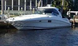 2007 Sea Ray 44 SUNDANCER Owned by a very knowledgable Captain. Call the listing broker for your private showing. For more information please call: (888) 816-6651 or call us toll-free at: (888) 510-8204 and reference stock number: 107060 BoatingBay.com