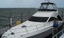 2007 Sea Ray 44 SEDAN BRIDGE This is one of the lowest priced 2007 44 Sedan Bridges on the market and is extremely clean. This vessel has been captain maintained and has all the right options. She is equipped with an extensive Raymarine electronics
