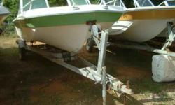 Handyman special16 Seatrek Wash Down Tri-Hull in need of an outboard and restoration. Easy to take care of. After a day of fishing just rinse off inside and out with a water hose and she's ready to be put up until next time. Will sell boat only for $350,