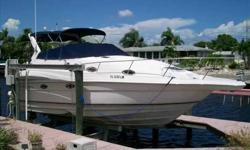 2001 Regal 2760 COMMODORE Considering a 31' Sport Cruiser? Consider this Clean 2760 Commodore. She is loaded with features not found in most other sport Cruisers of this model size. Options include twin Volvo Penta 4.3L I/O's, Full Galley & Head,