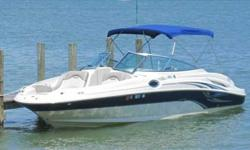 2004 Sea Ray 270 SUNDECK Very clean. One owner. Low hour. For more information please call: (888) 816-6651 or call us toll-free at: (888) 510-8204 and reference stock number: 106961 BoatingBay.com 117838