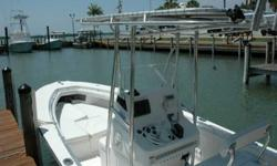 2005 SeaCraft 23 Classic The 2005 SeaCraft 23 Classic is a great center console for its size. The designers utilized every bit of space for storage, livewells, and everything for fishing. She's equipped with a single Suzuki 4-Stroke 225, which is very
