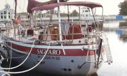New Listing! 1983 Corbin 39. One owner, custom built blue water sailing vessel in very good condition. Very nicely accented, this vessel includes many extras, including spare parts. The original owners sailed Saguaro down the Mississippi and throughout