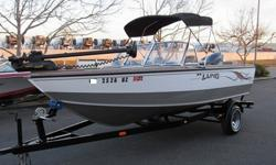 LUND 1700 Fisherman Adventure Excellent Fishing Boat!!!Comes with a Yamaha 115HP 4 stroke motor with only 93 hrs on it, has a 24 volt Minn Kota Genesis 74 lb trolling motor.Send your phone and I will call you.