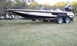 Selling my 2002 Skeeter 20ft 2inch ZX 225 bass boat, I'm the 2nd owner. 2002 Yamaha Outboard 225HP 3.1L VMax EFI OX66 V6 (3130cc), 2-stroke with less than 400 hours on it. 27 Pitch Stainless steel prop.
