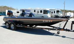 03 Skeeter ZX225 20' Bass Boat Fishing Boat Tandem AxlPriced To Sell Fast!!!