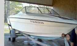 75 model, eighteen feet reinell ski/fishing boat equiped with a 125 jhonson motor, Runs good and has a ton of power. very clean. call or text 706-247-5538 or 404-539-5589Listing originally posted at