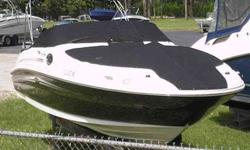 2008 Sea Ray 240 SUNDECK Wow!! Original owner & Lift kept >> only 33 hours:) Clean 2008 240 Sundeck now available. Please contact listing agent for showing details. For more information please call: (888) 816-6651 or call us toll-free at: (888) 510-8204