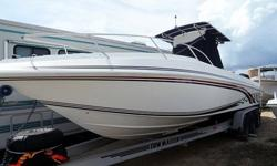 Considered by pros to be the premier fishing boat on the market, Fountain's 31 Center Console is the perfect blend of performance, features and styling. Equipped with everything fishermen could possibly need or desire, the 31 Center Console is