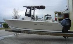 2011 Sea Hunt 225 TRITON This 225 Triton is the most popular model Sea Hunt sells. This boat has it all. Turn key, fully rigged with electronics, and full curtain package. With a 2013 Loadmaster Trailer. This is a fisherman's dream boat. Brokered by Danny