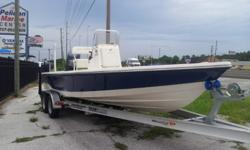 New 2013 Pathfinder 22 TRSPowered with Yamaha F150Includes compass, jack plate, raw water washdown, fresh water washdown, power pole, battery charger, bass seat plate, leaning post with backrestWas:$48,788. Boat Motor and Trailer Now: $45,000.00Stock #