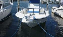 1997 EdgeWater (New four Strokes! Warranty till 2012!) *** FOR ALL QUESTIONS CONTACT: SAM (917) 579-7662 or sam.zarou@gfigrou... Listing originally posted at http://www.boatingbay.com/listings/1997-EdgeWater-New-4-Strokes-Warranty-till-2012-72749.html