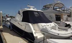 2006 Sea Ray 52 SUNDANCER Brokerage Listing:This GORGEOUS 52 Sundancer is by far the CLEANEST and MOST WELL MAINTAINED 52 on todays market!! She is a ONE OWNER vessel and she has been CAPTAIN MAINTAINED since new!! Her contoured lines and dramatic styling