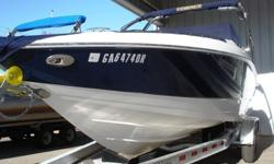 Up for sale is the neatest Cobalt you have ever seen. This is a 2006 Cobalt 24SX. It is a 24 footer and performs like a hi-end sports car. The boat is loaded with options one would expect from one of the finest boat brands ever built. It comes with a