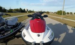 This is a great looking 2008 Seadoo GTI 130 SE . This Ski is in clean condition with only 131 hrs . Also , this machine has just been serviced by our dealership and is backed by our 30 day limited warranty as well as being eligible for extended coverage .
