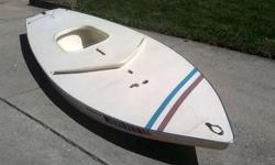 Here's your chance to get your very own Sunfish sailboat! With a little bit of work and some updates you can get a great, fun boat for much less than the $3,600 cost of a new sunfish. Sunfish are wonderful boats for learning to sail, yet enjoyable and