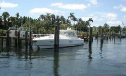 2008 47.5' INTREPID 475 SPORT YACHT. This sport yacht / express cruiser is as nice as she looks and continues to receive regular care.Her triple Yamaha four stroke 350 hp engines have only 250 hour.??The 475 Sport Yacht has refined luxury and is ready and
