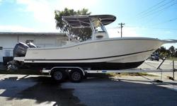 For Scout's many fans, the 280 Sportfish is the ultimate center console. The company earned its reputation as a high-quality builder as the public got to know its line of smaller skiffs and bay boats. The 280 is pure center console, and has Scout's usual