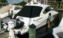 """2008 Sea Ray 48 SUNDANCER """"WHATEVER"""" IS NEW TO THE BROKERAGE MARKET AND A MUST SEE!! Brought down from Fresh Water and offered by her Original Owner. One look and you will see this must be, if not one of the cleanest and most OPTONED OUT 480 Sundancers"""