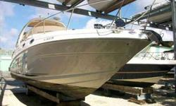 2004 Sea Ray 280 SUNDANCER Just brought down from fresh water of OH. Clean 280 Sundancer with twin 4.3L MPI 220hp Mercruisers, Full Galley including Stove, Microwave, Referidgerator & Stove. Enclosed Head with stand-up Shower & Vanity, Hot Water Heater,
